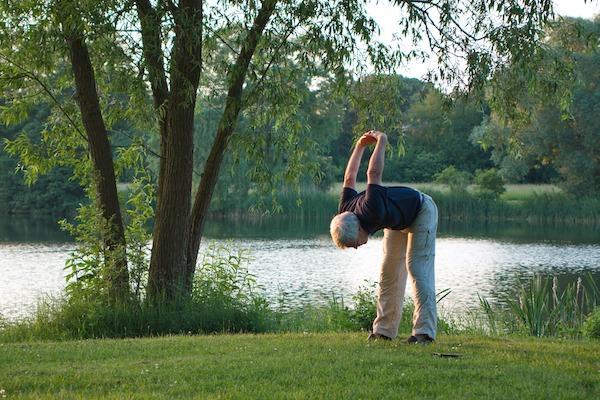 Yoga mit Senioren